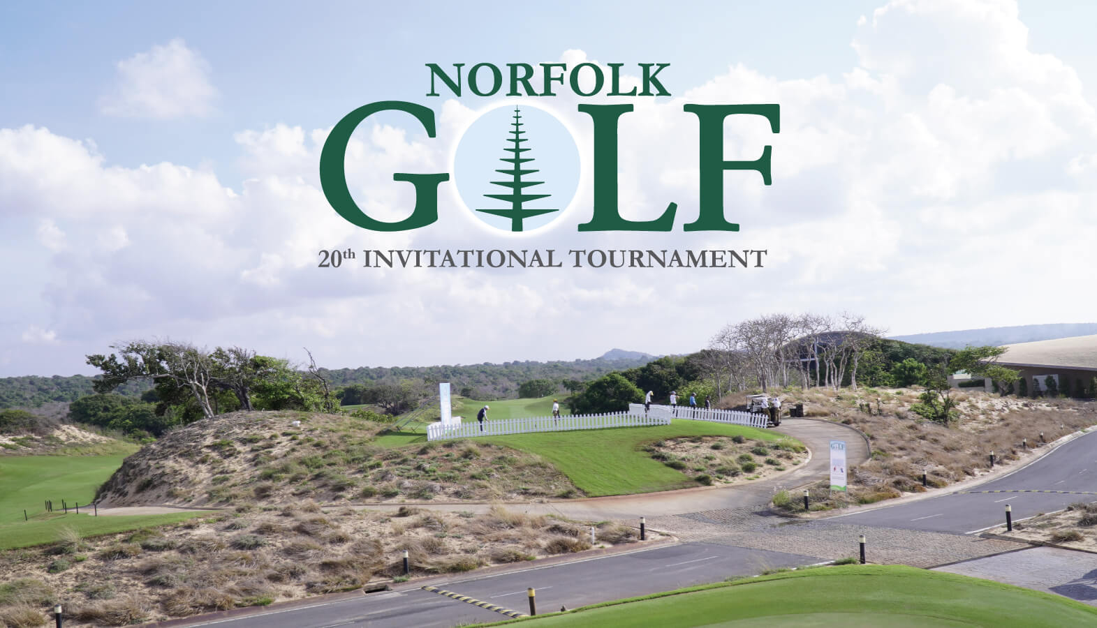 The 20th Norfolk Invitational Golf Tournament 2019